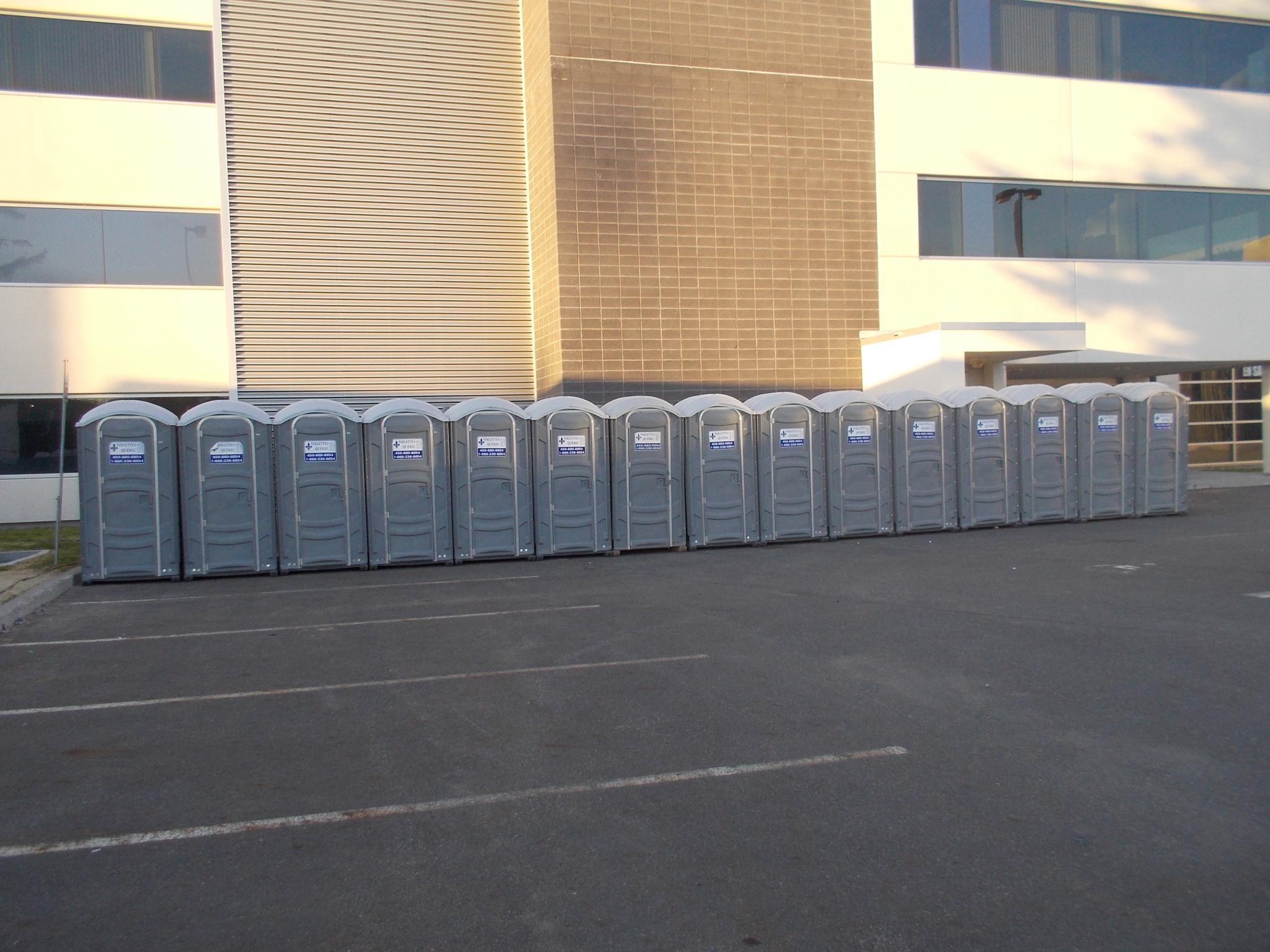 Toilettes Québec à Saint-Jérôme