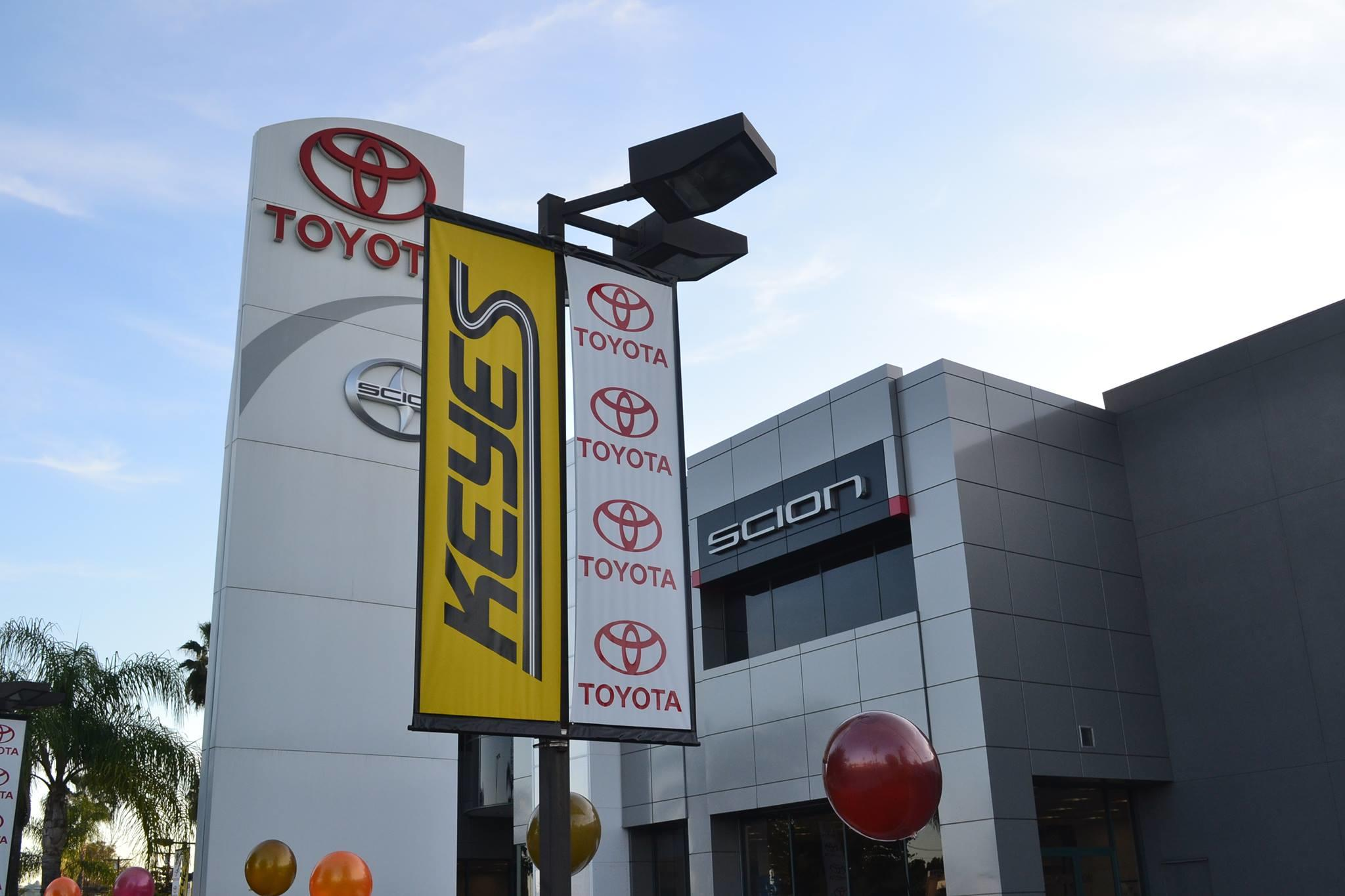 Keyes Toyota in Van Nuys, CA, photo #2