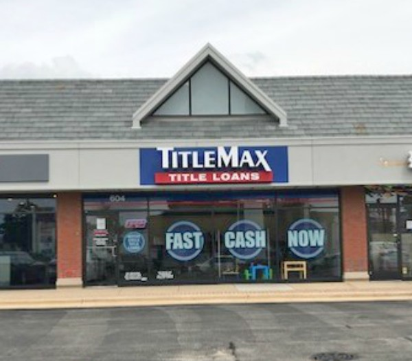 Titlemax Title Loans Naperville Il Company Information