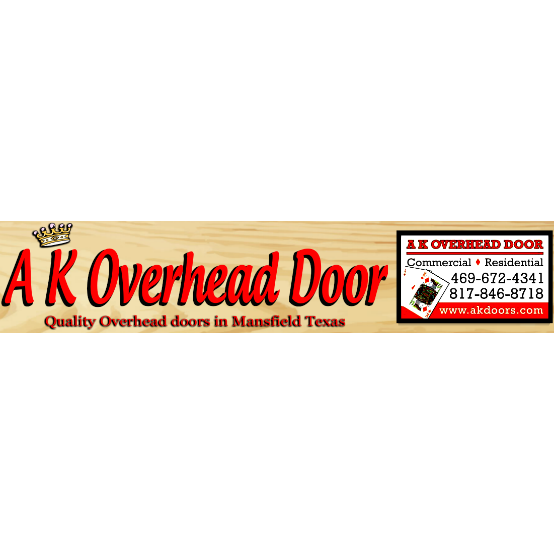 AK Overhead Door