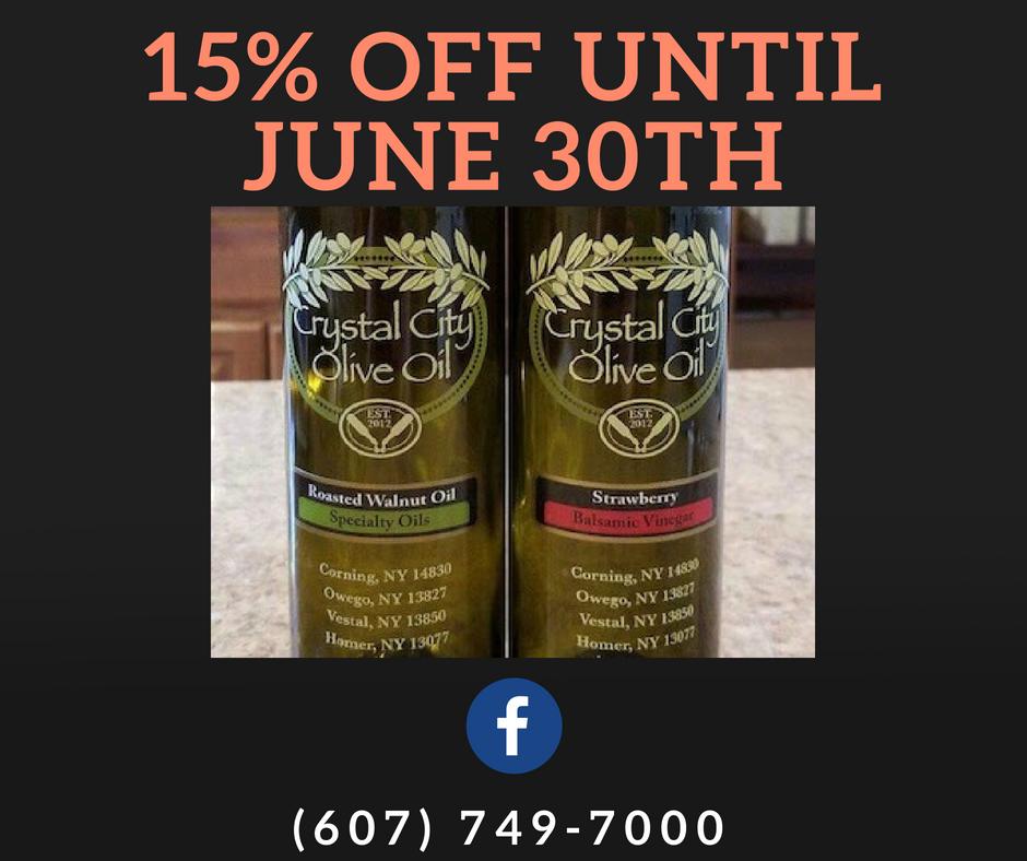 Crystal City Olive Oil image 0