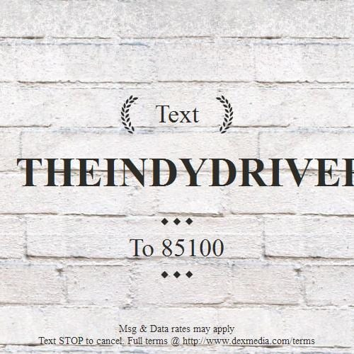 The Indy Driver LLC image 7