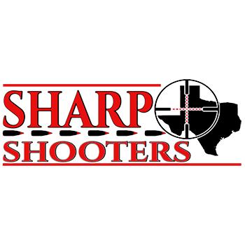 Sharp Shooters Safe and Gun