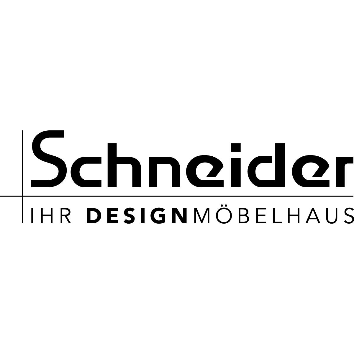 Logo von Schneider -  Ihr Designmöbelhaus