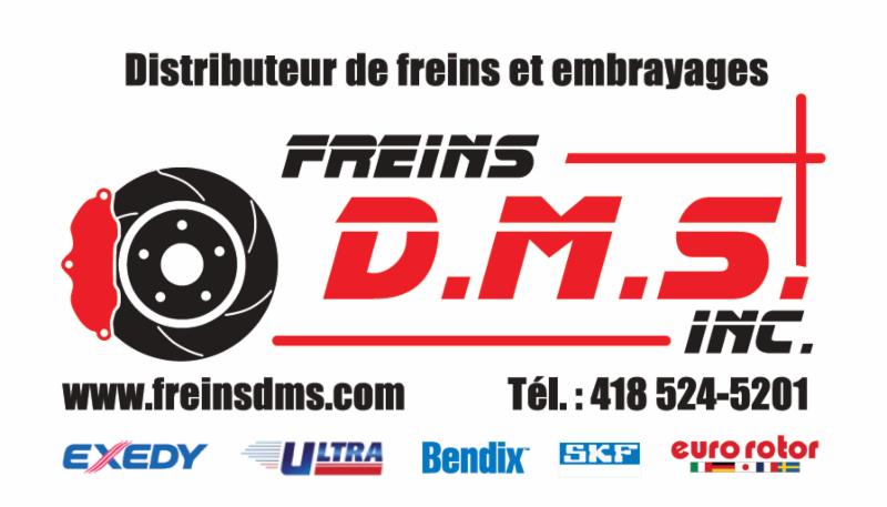 Freins DMS à Québec