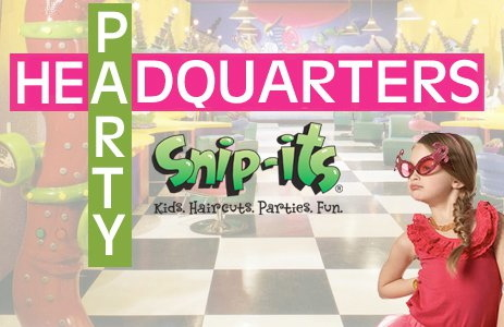 Snip-Its Haircuts for Kids & Parties