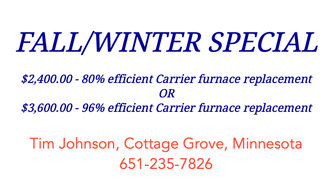 Tim Johnson Heating and Air Conditioning image 3