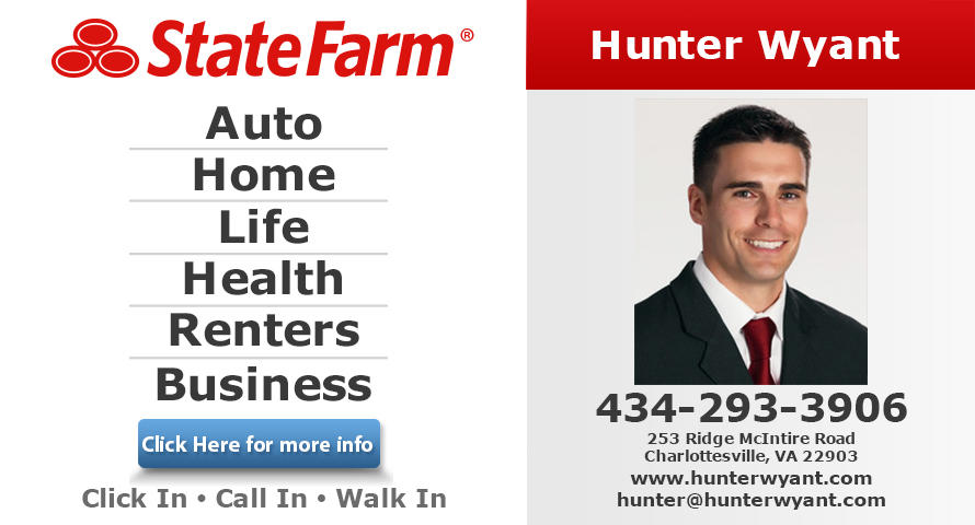 Hunter Wyant - State Farm Insurance Agent image 0