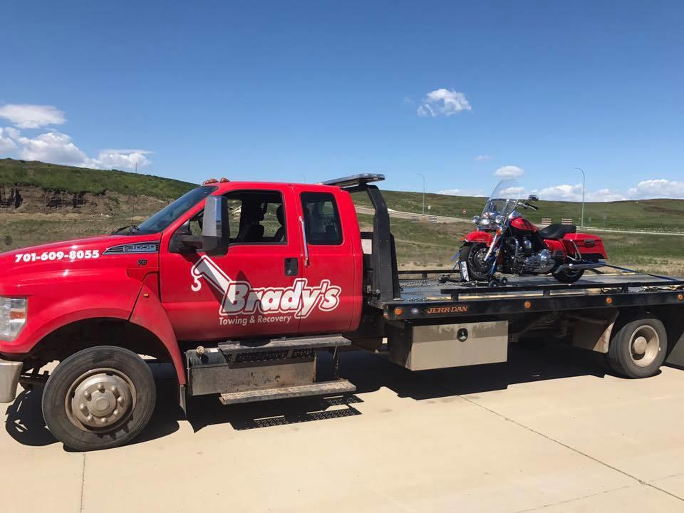 Brady's Towing and Recovery image 0