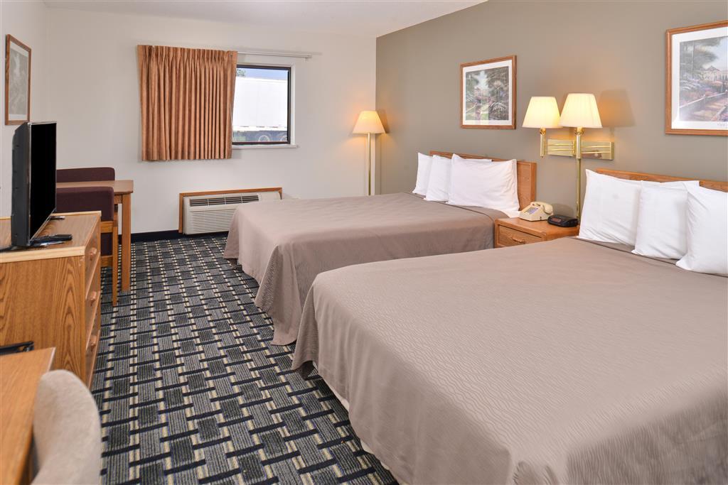 Americas Best Value Inn & Suites Manchester image 18