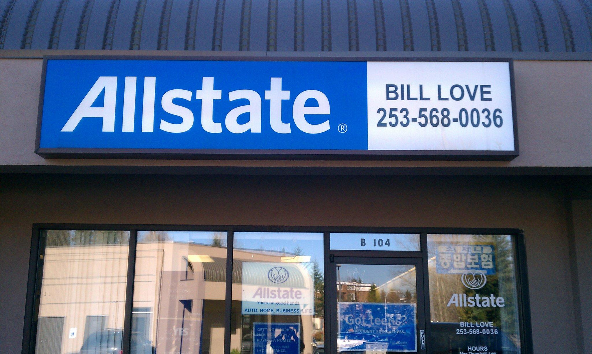 Bill Love: Allstate Insurance image 1