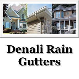 Denali Rain Gutters