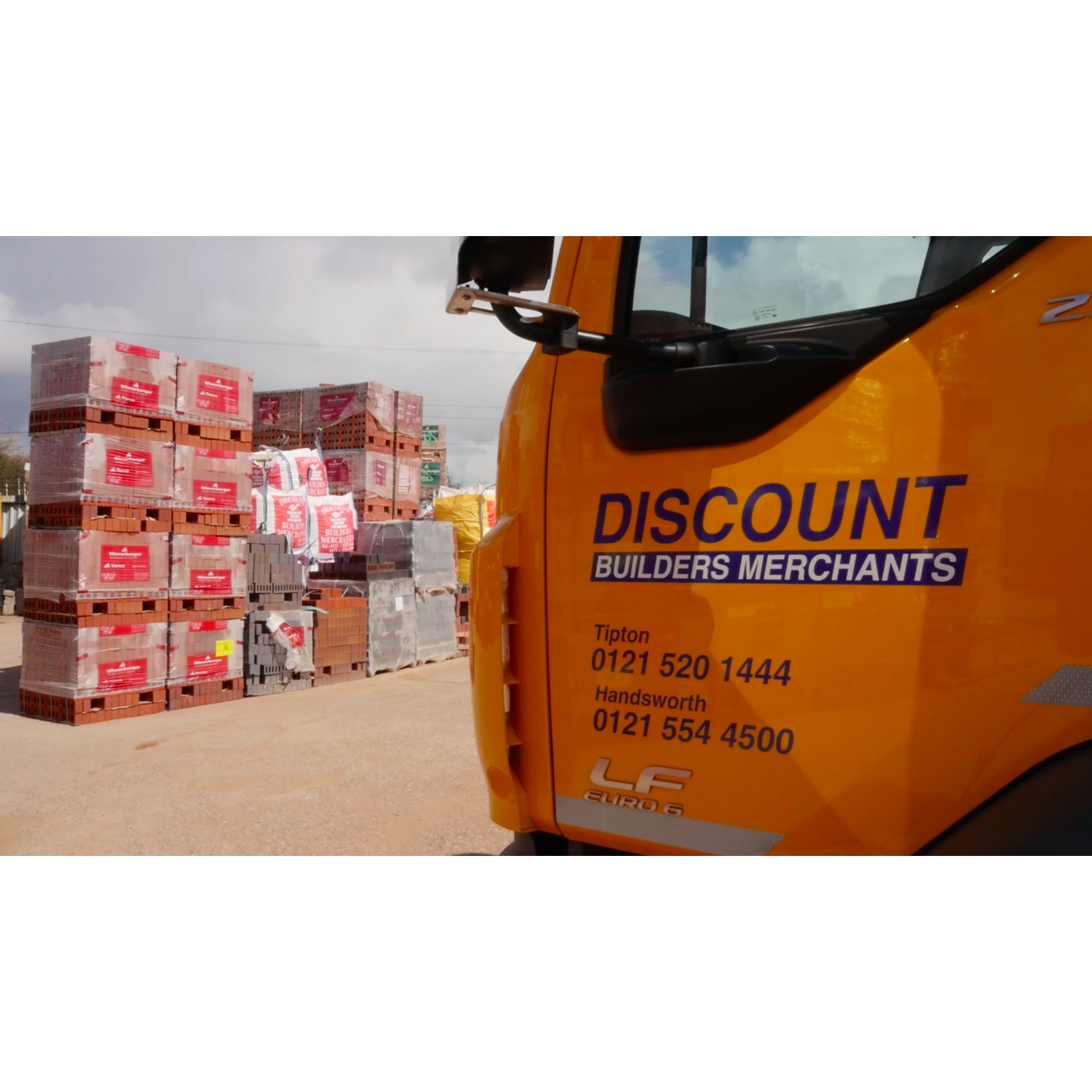 The discount builders merchants midlands ltd builders for Cheap builders
