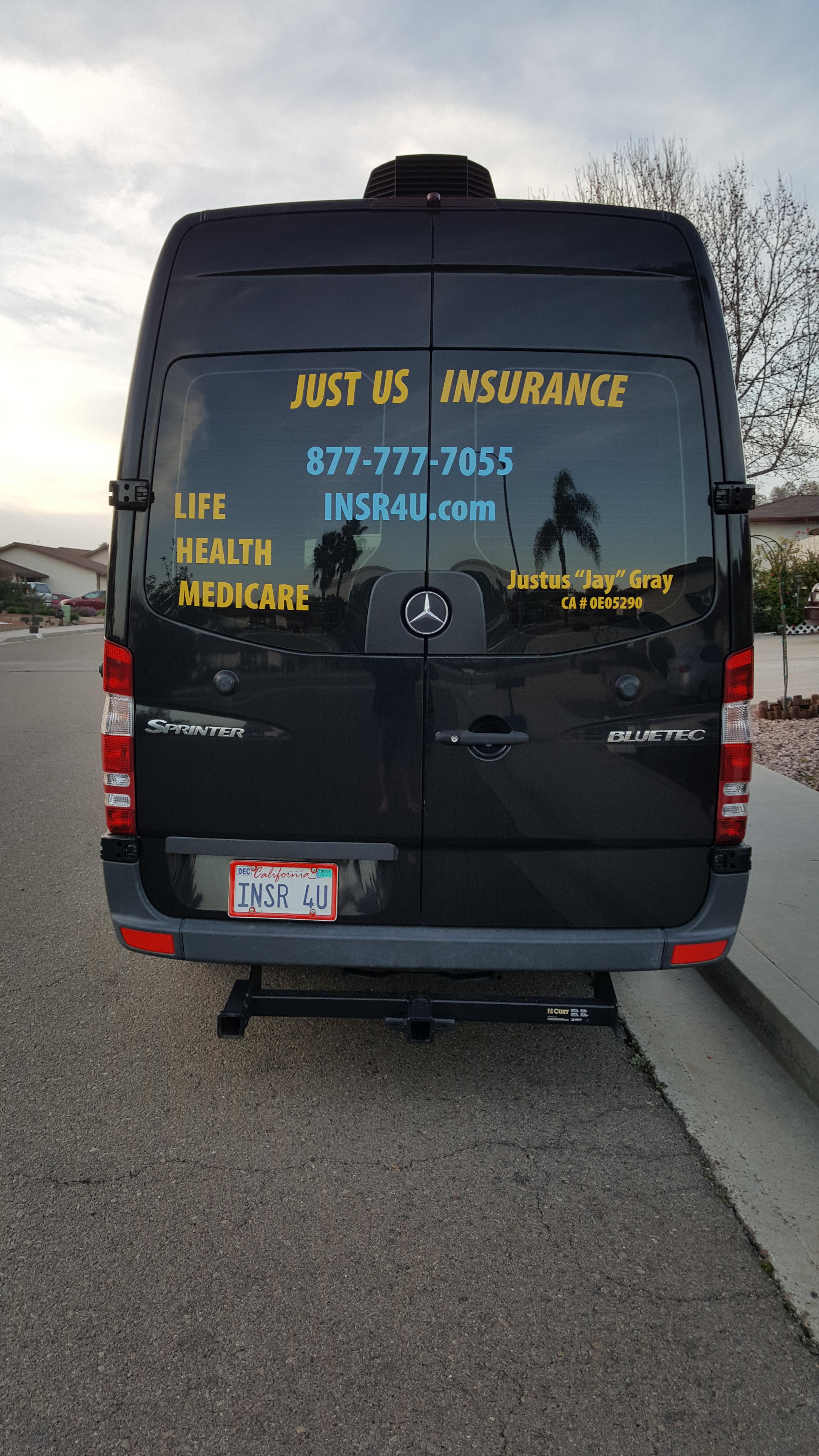 Just Us Insurance Services, Inc.