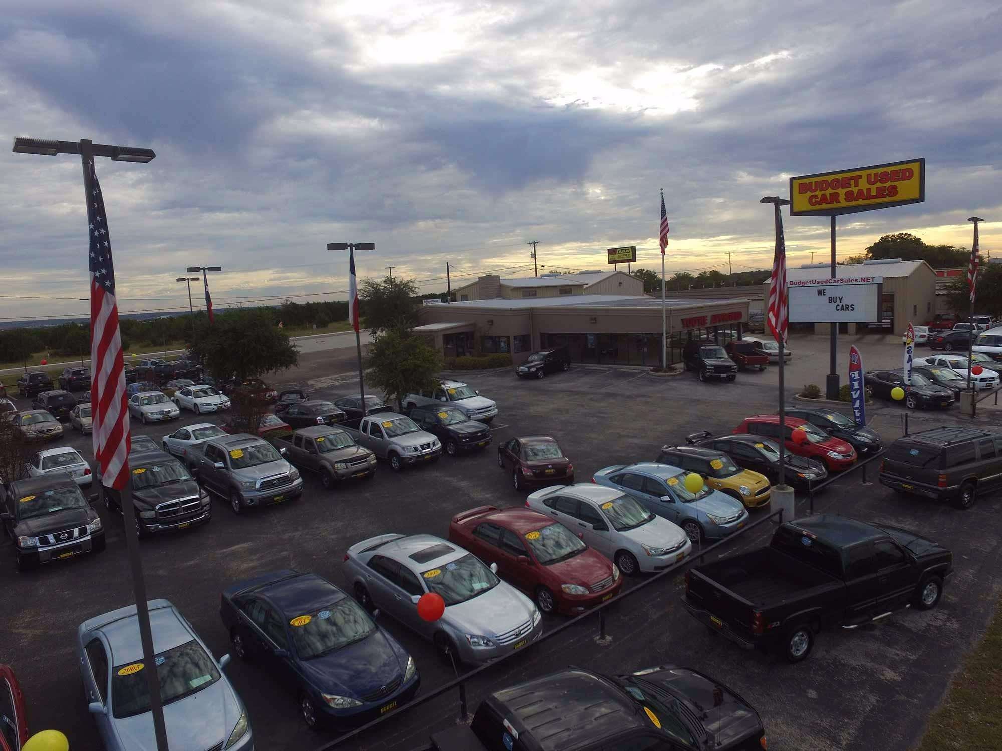 Largest Used Car Dealer In Dallas