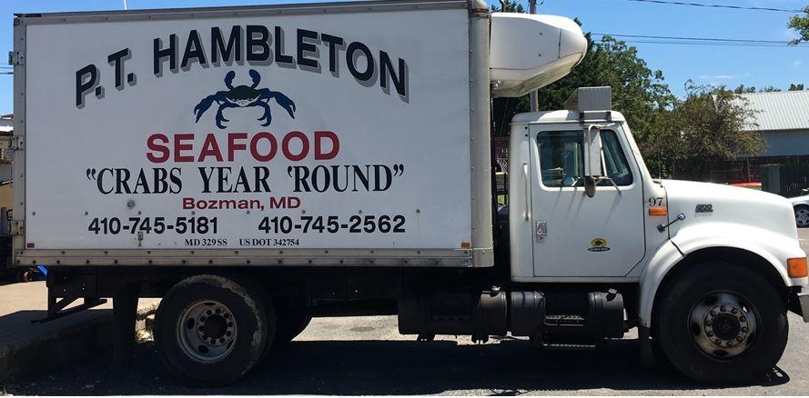 P T Hambleton Seafood image 1