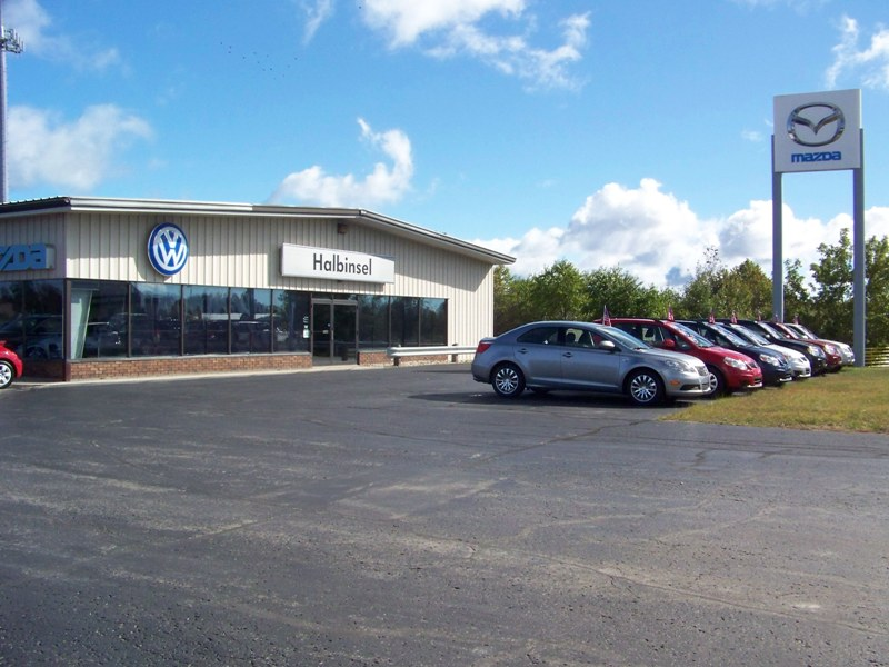 Halbinsel Volkswagen Mazda In Escanaba Mi 49829 Citysearch