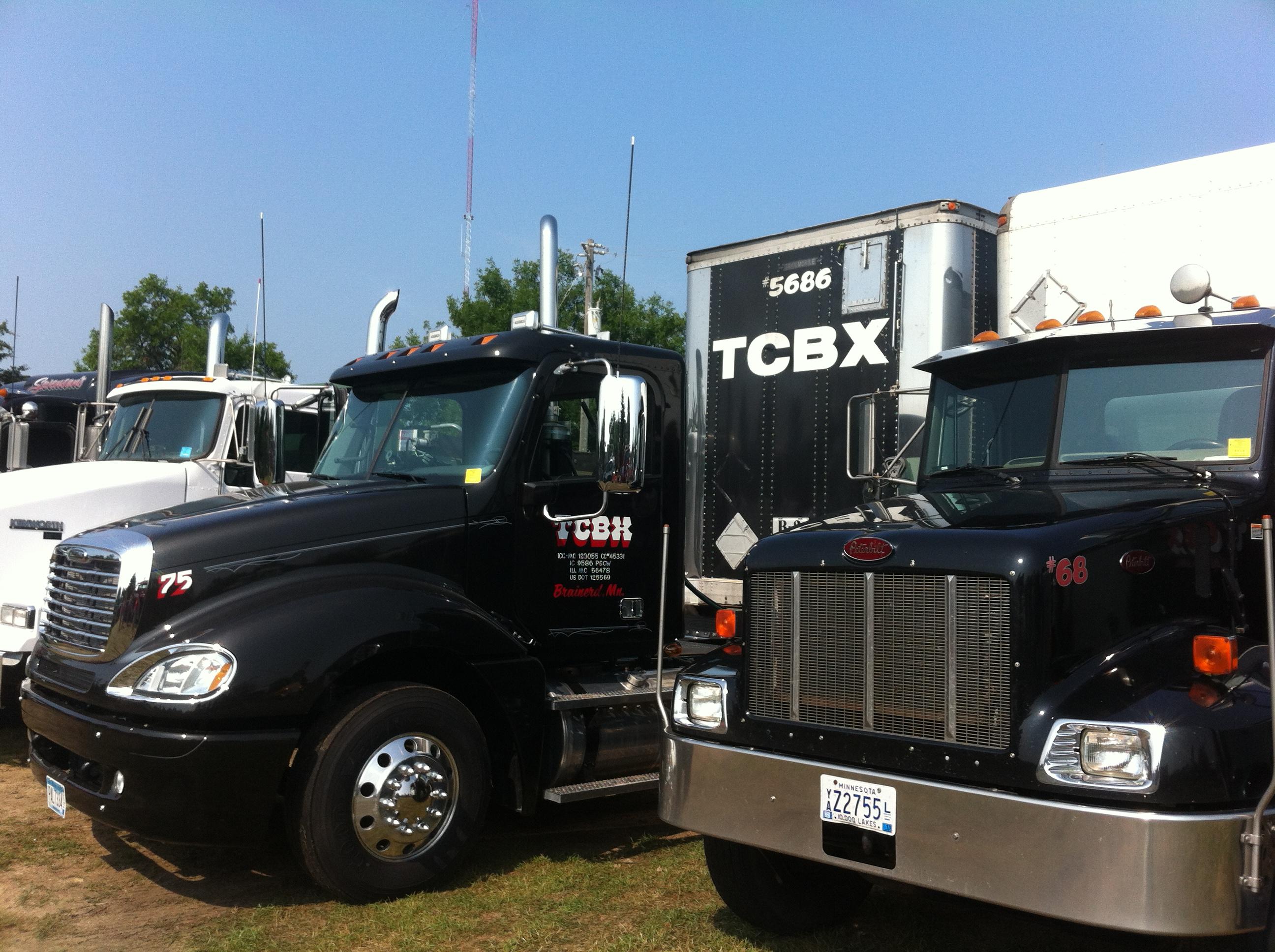 Tcbx Trucking image 0