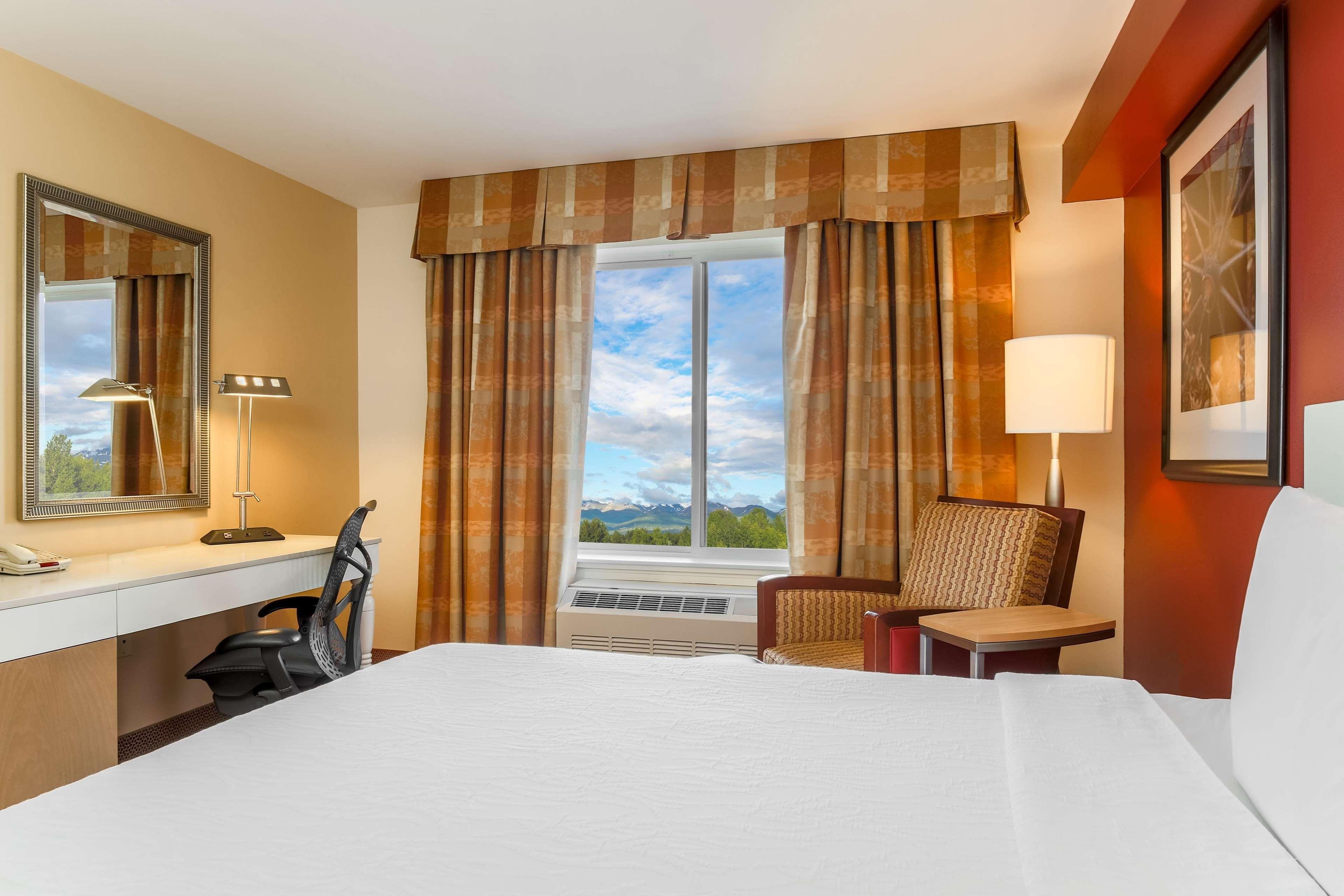 Hilton Garden Inn Anchorage 4555 Union Square Drive Anchorage, AK ...