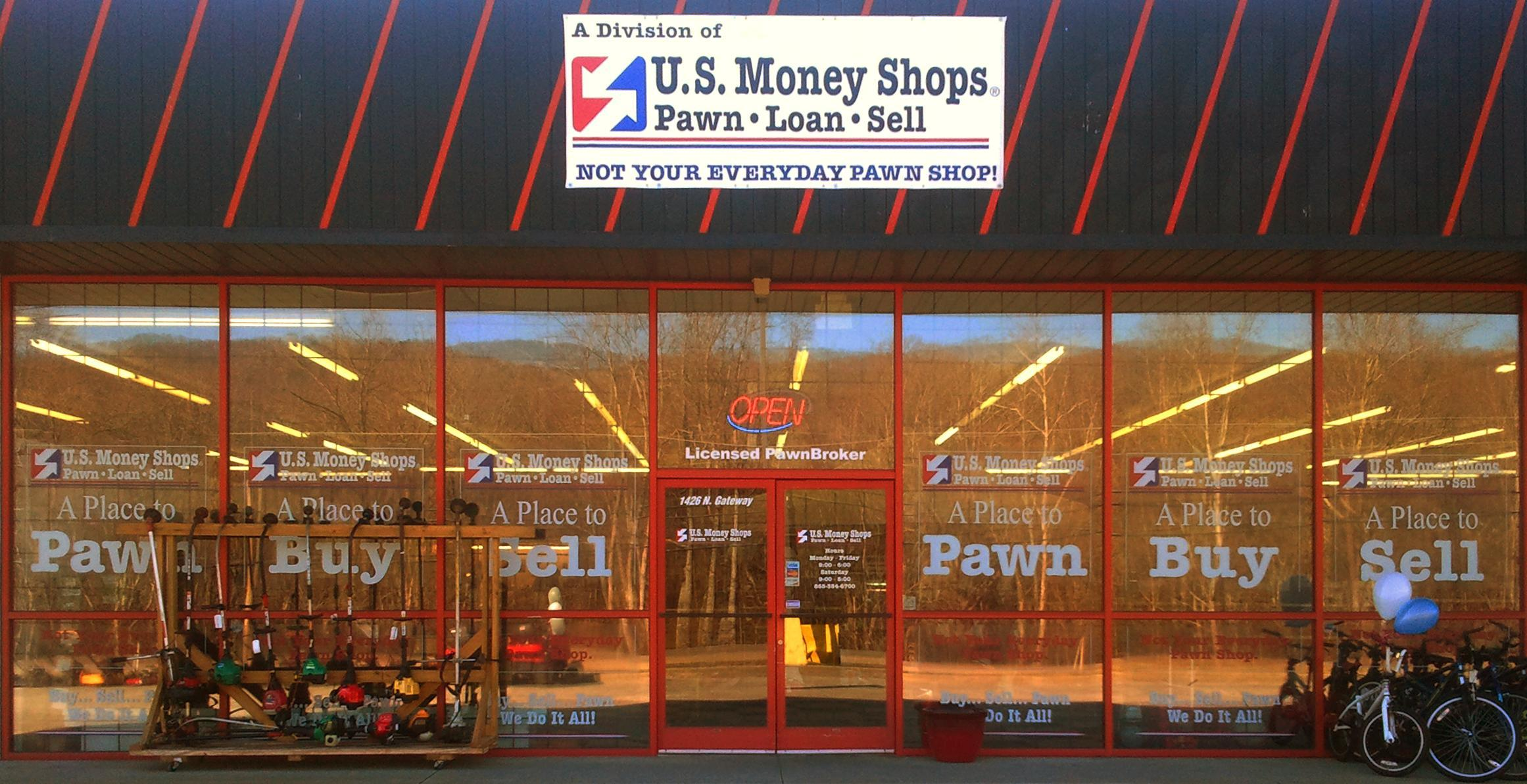 U.S. Money Shops image 0