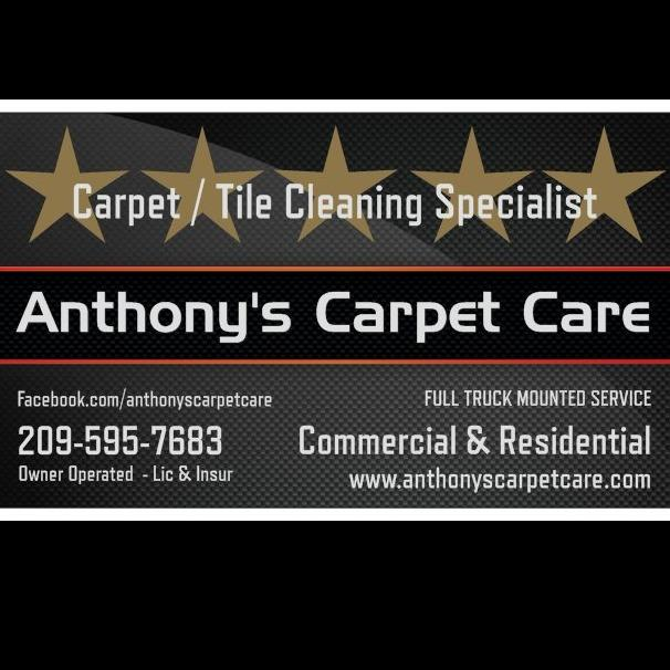Anthony's Carpet Care