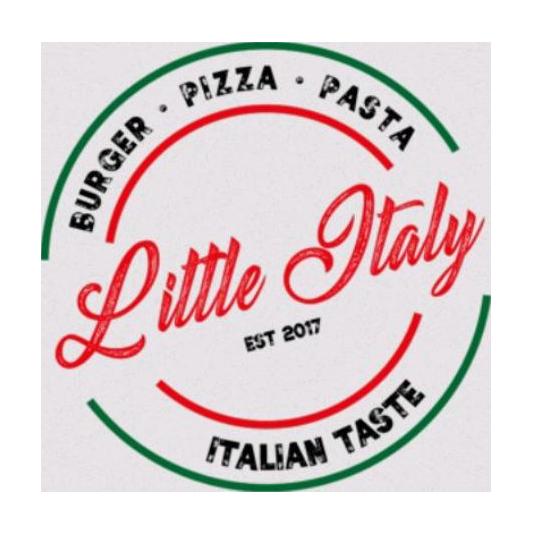 Logo von Pizzaservice Hof – Little Italy KG