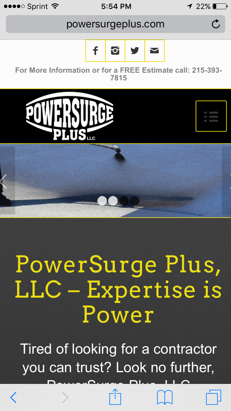 Powersurge Plus LLC - Sealcoating and Line Striping image 4