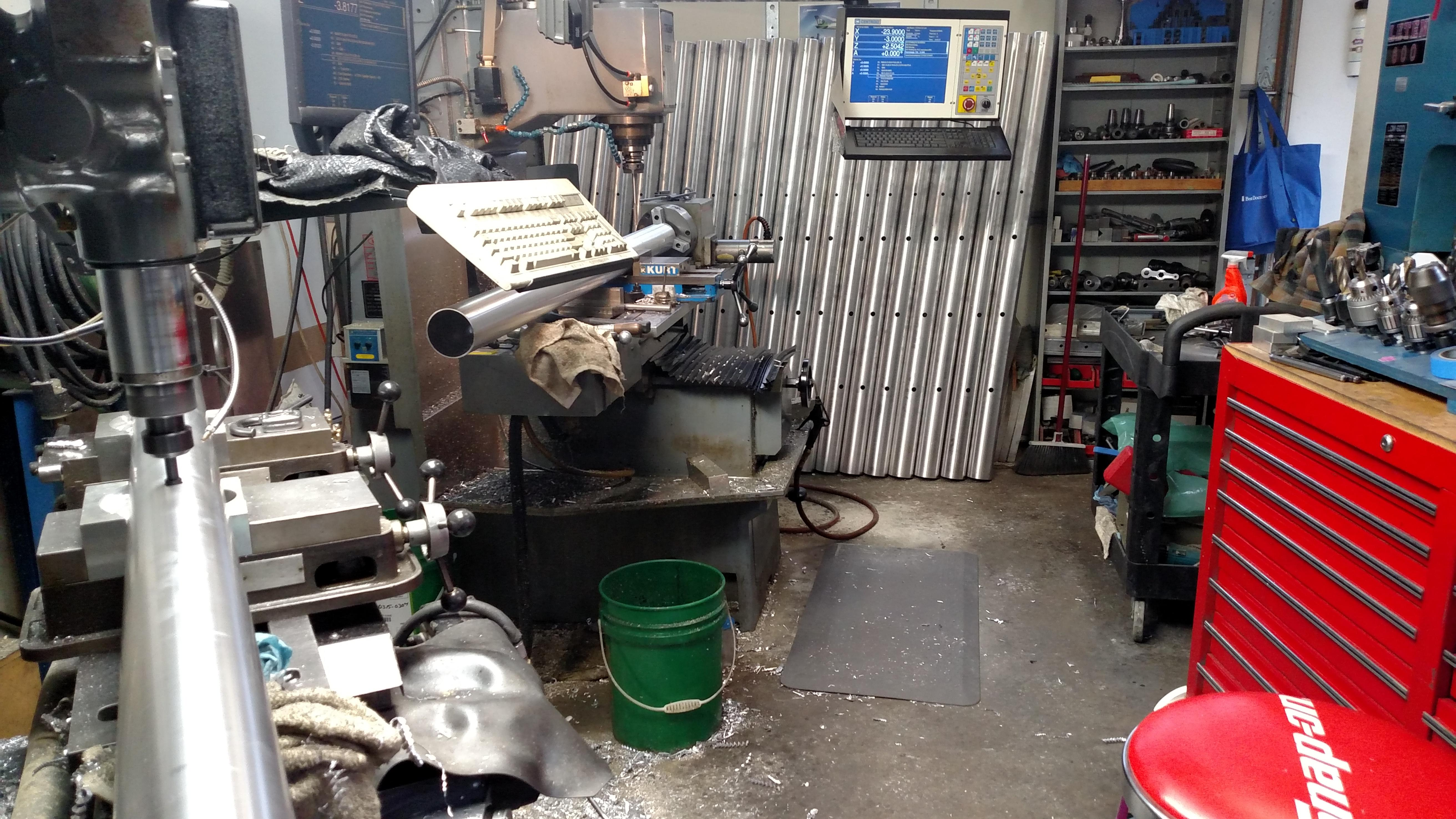 Getter Going Machine Works image 5