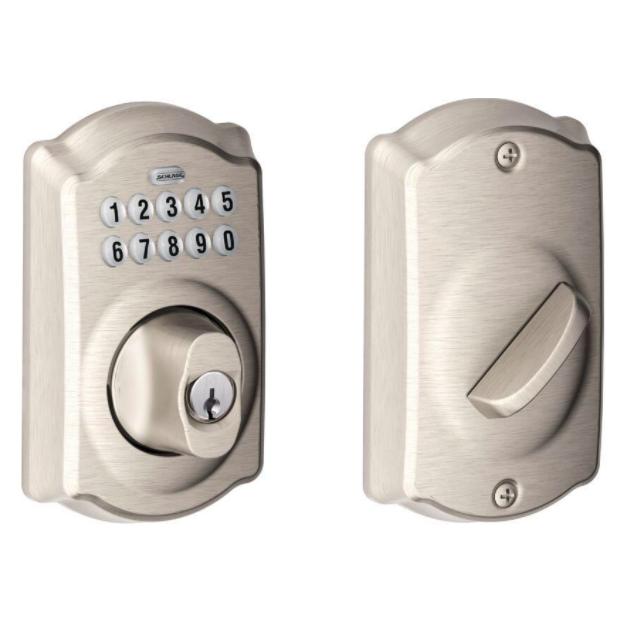 Bolt Lock & Key