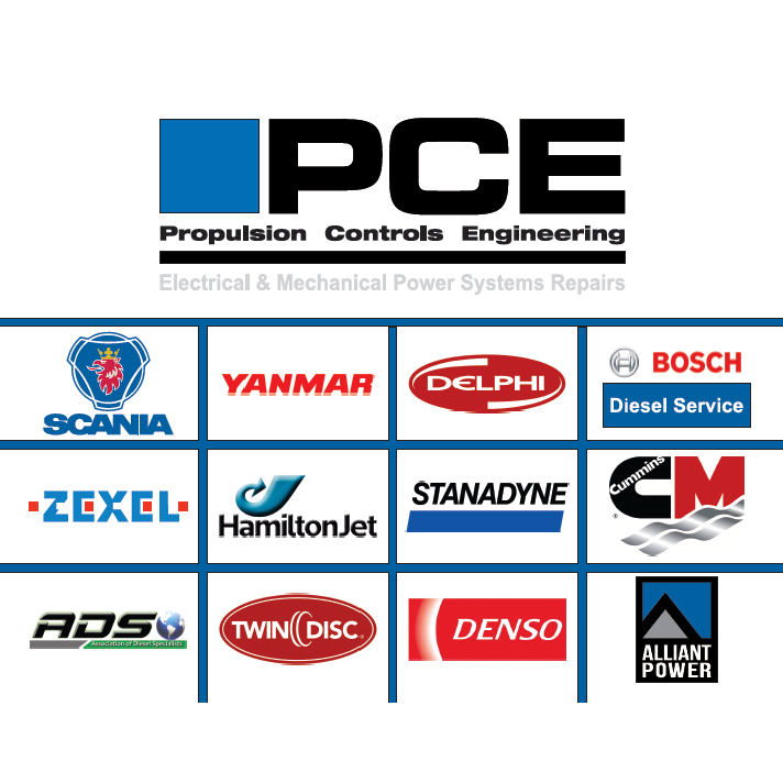 Propulsion controls engineering coupons near me in san for Electric motor shop near me