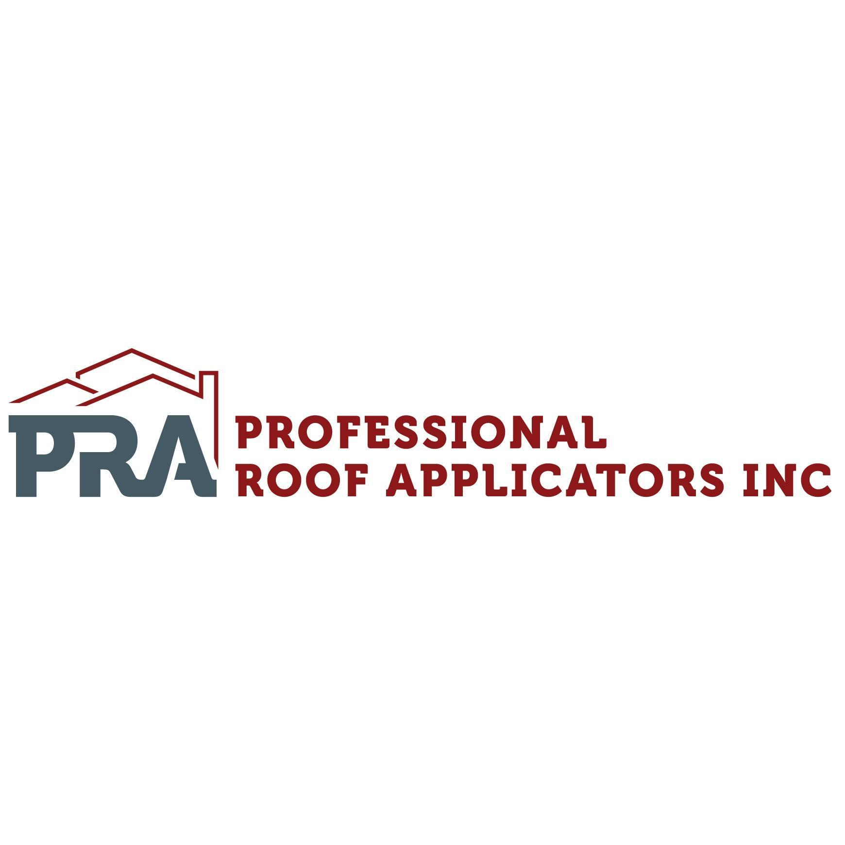 Professional Roof Applicators Inc