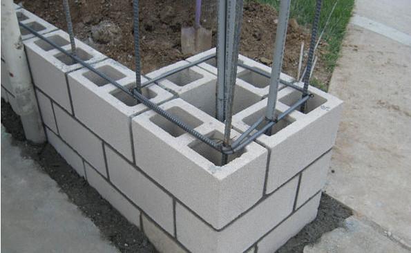 blockwork wall design