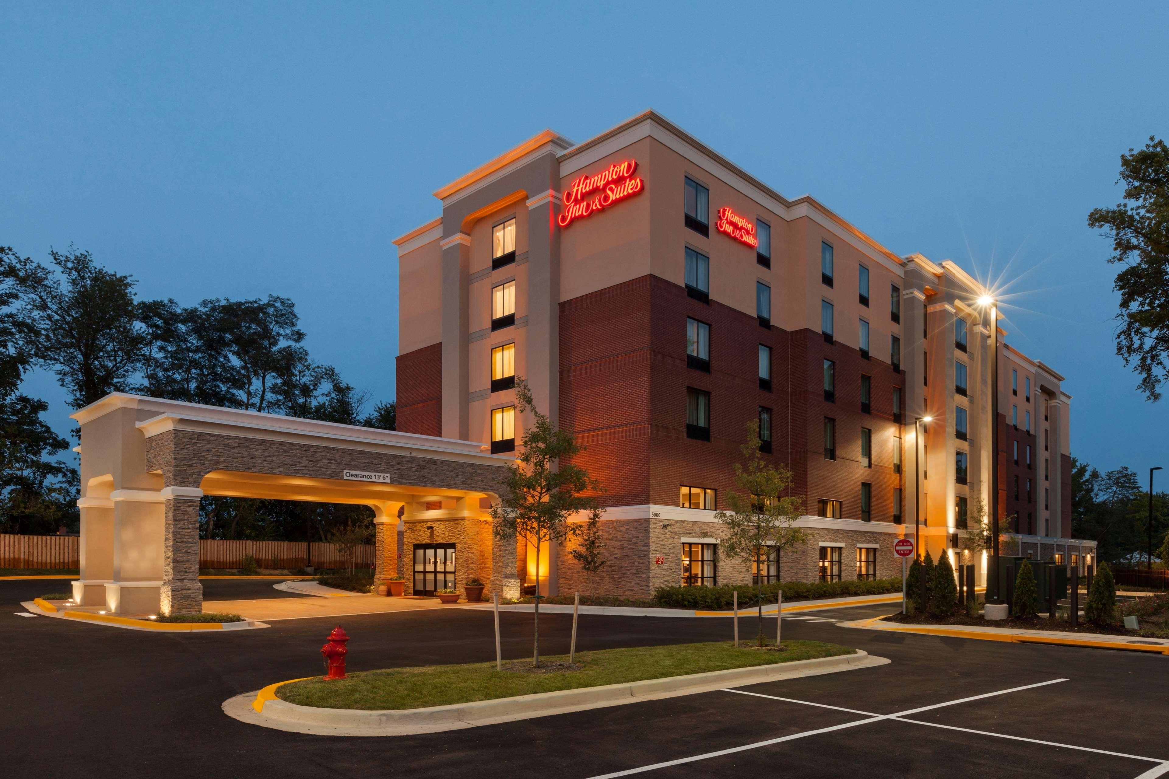 Hampton Inn & Suites Camp Springs/Andrews AFB image 0