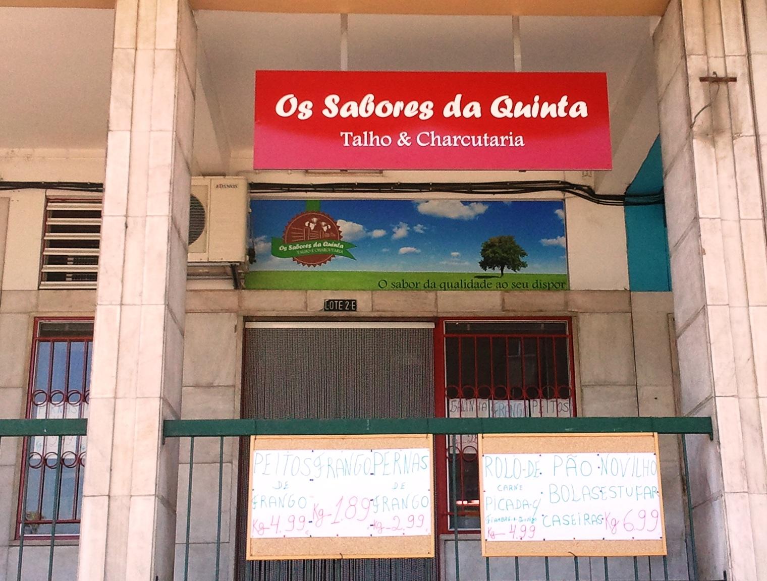 OS SABORES DA QUINTA
