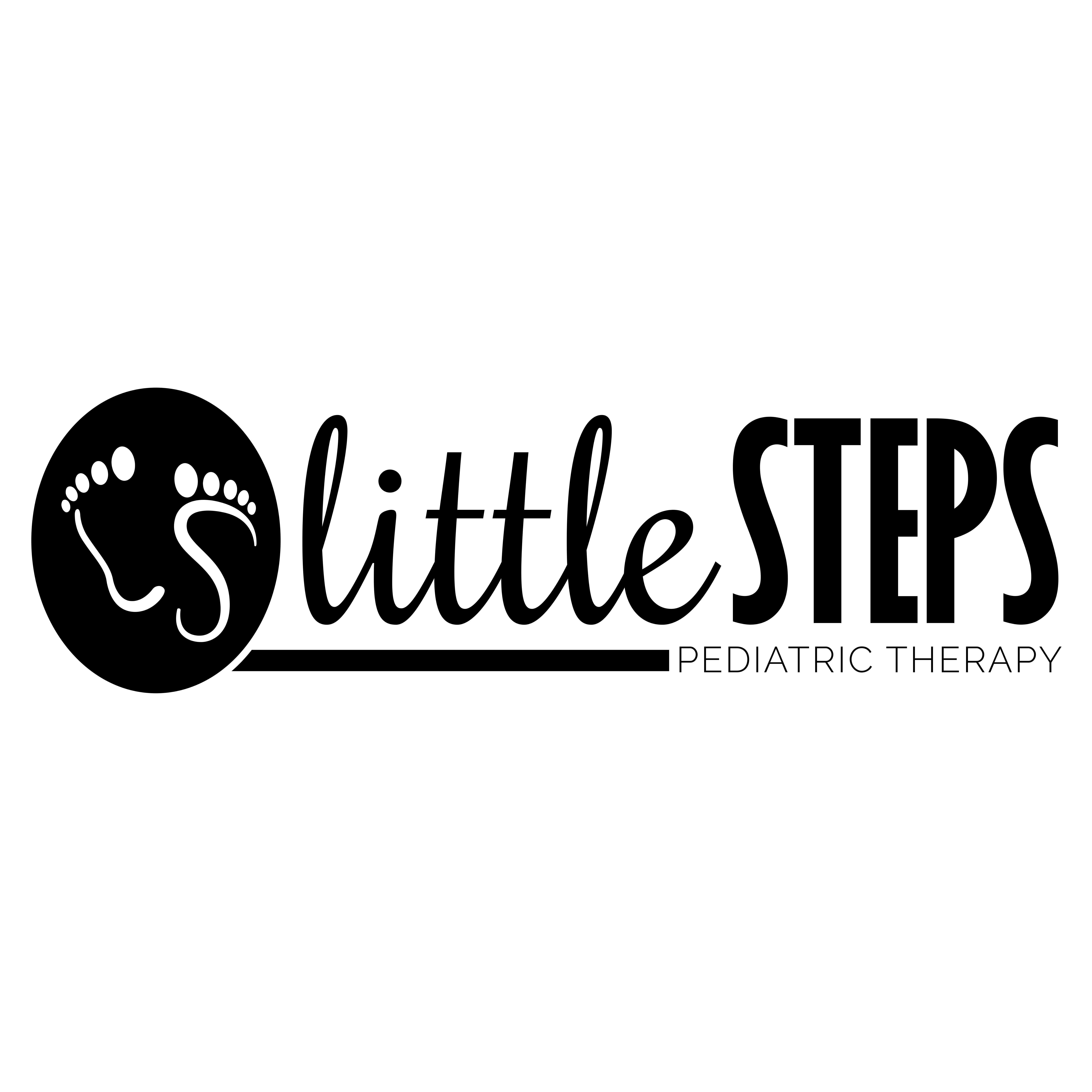 Little Steps Pediatric Therapy Logo