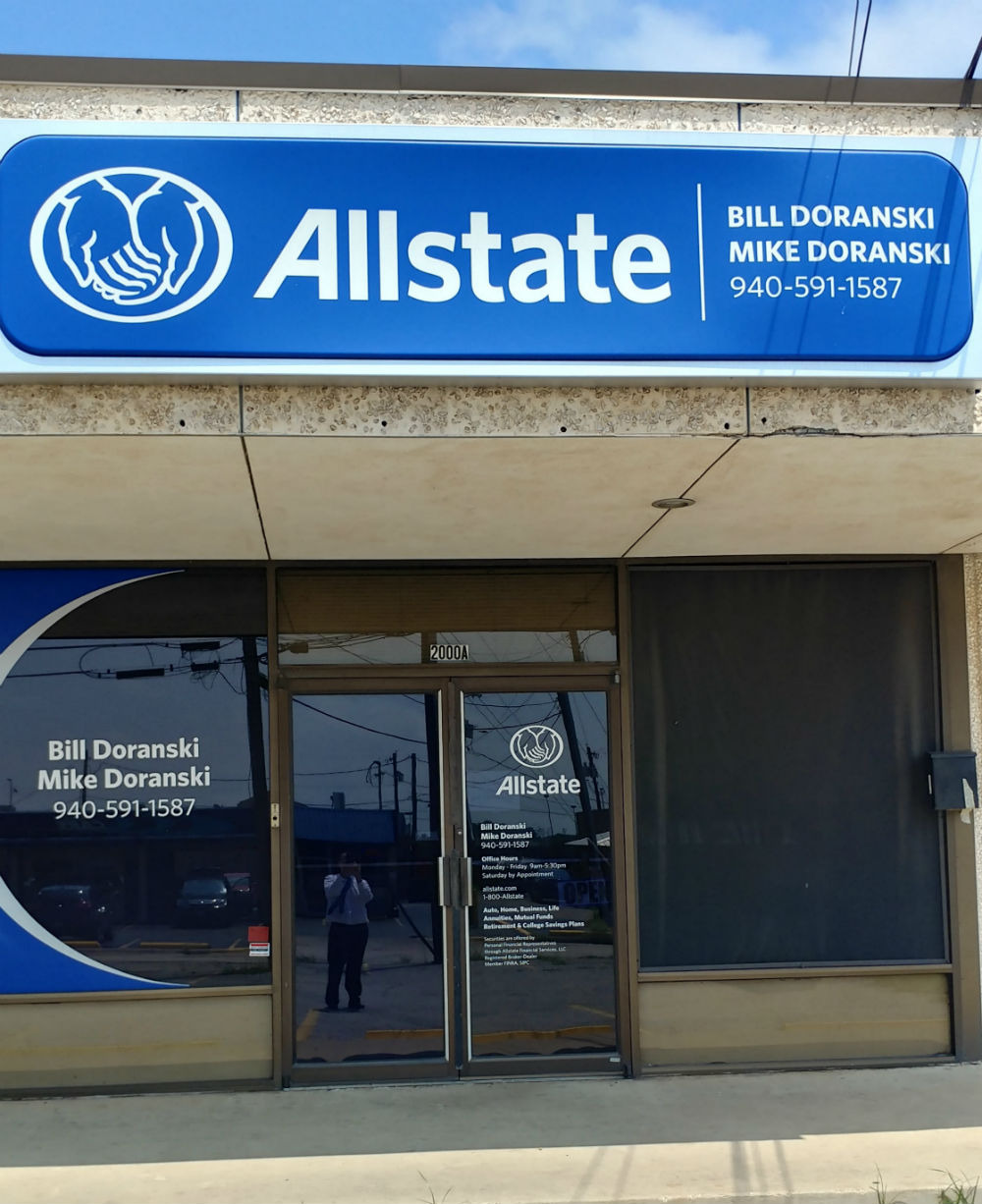 Michael Doranski: Allstate Insurance