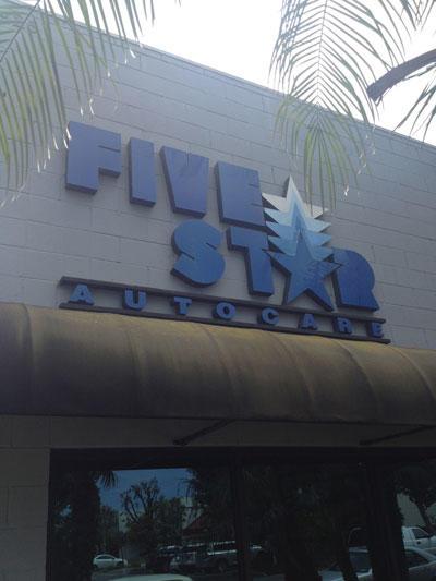 Five Star Autocare image 0