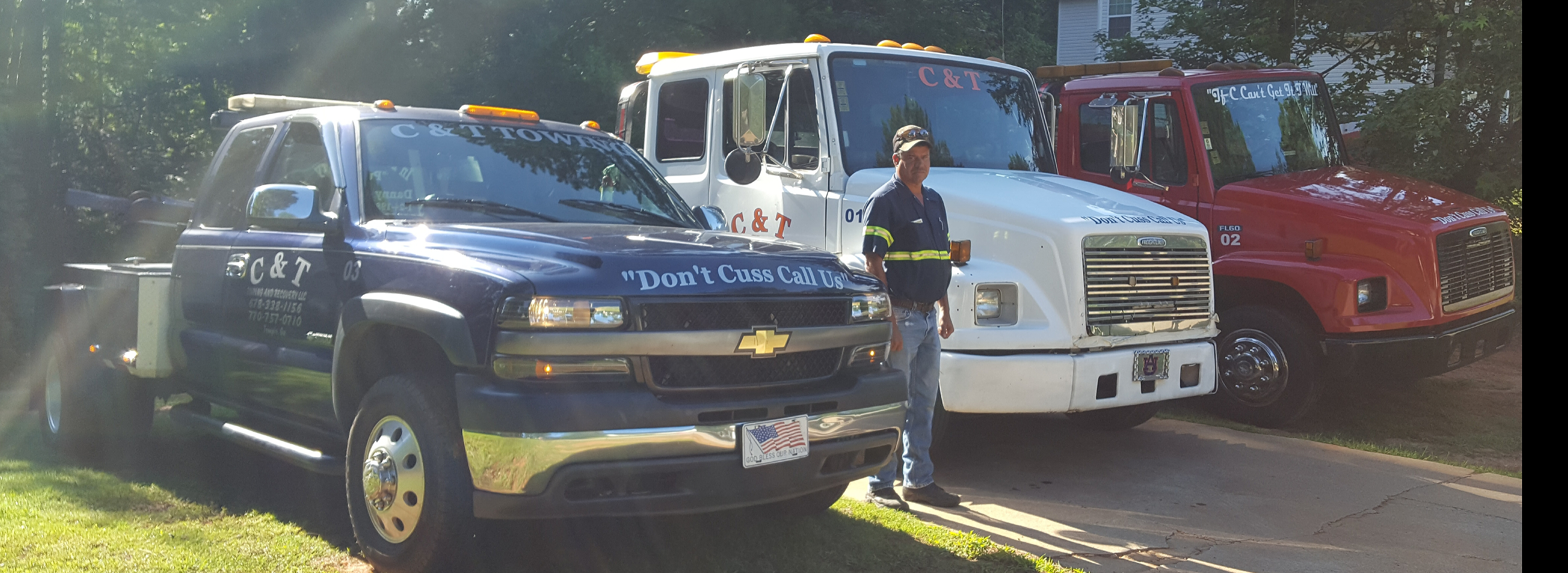C and T towing and recovery LLC image 0