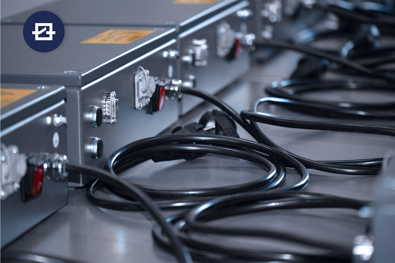 Messtechnik Verteiler mit bis zu 16 Messtasten; MI-111