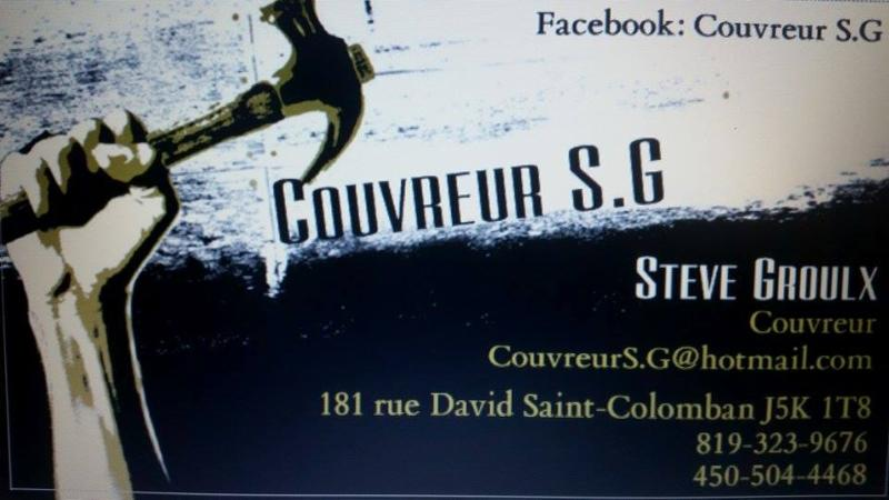 Couvreur SG