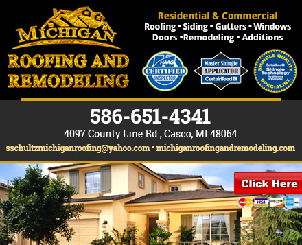 Michigan Roofing and Remodeling image 0