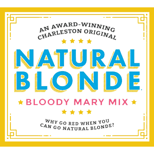 Natural Blonde Bloody Mary