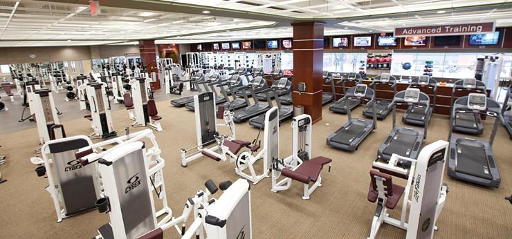 Life Time Fitness - 23211 Cinco Ranch Blvd Katy, TX, 77494