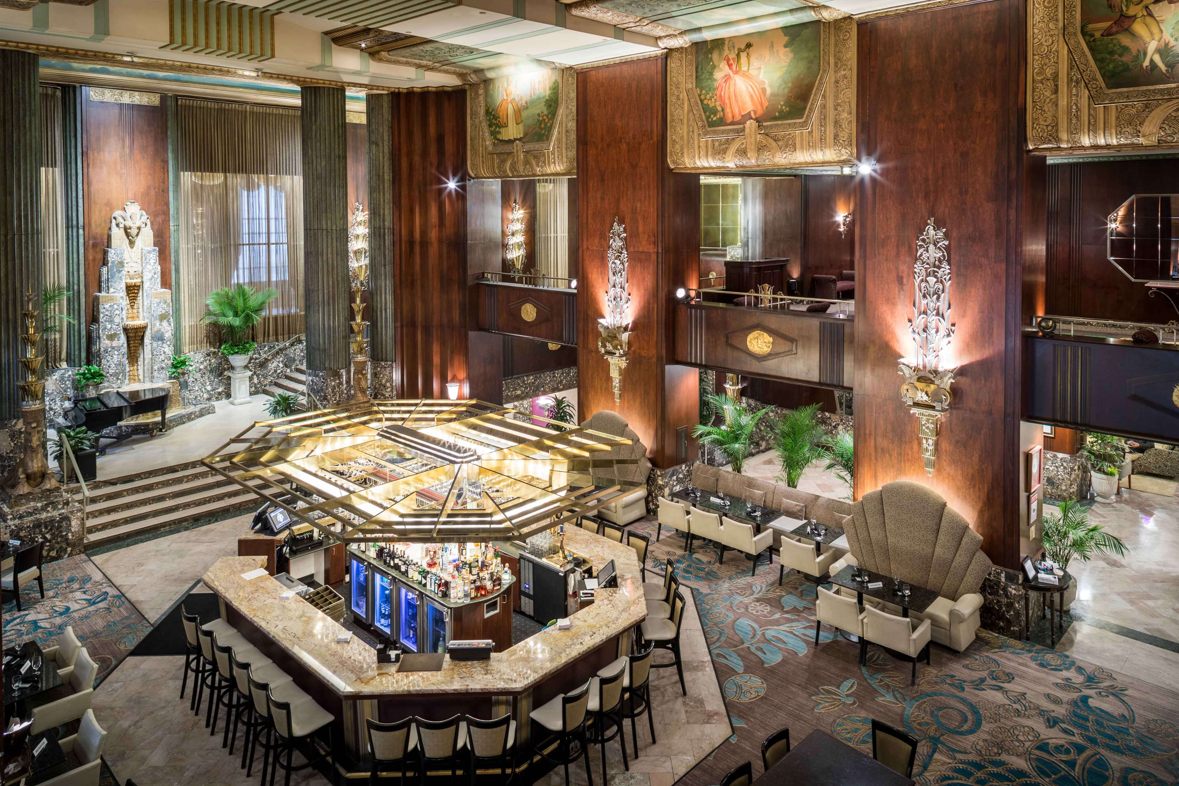 Hilton Cincinnati Netherland Plaza image 45