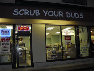 Scrub Your Duds