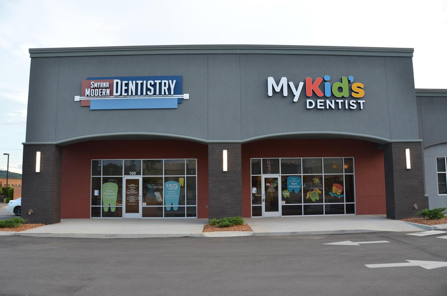 My Kid's Dentist & Orthodontics image 0