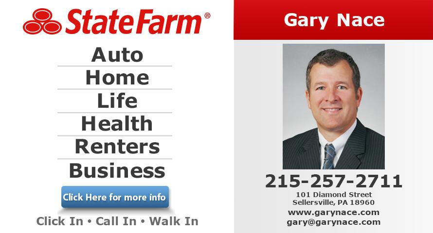 Gary Nace - State Farm Insurance Agent image 0
