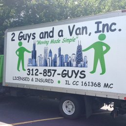 Image 5 | 2 Guys and a Van, Inc.