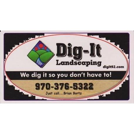 Dig-It Landscaping