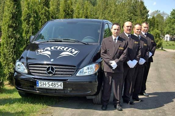 Sacrum Usługi Pogrzebowe